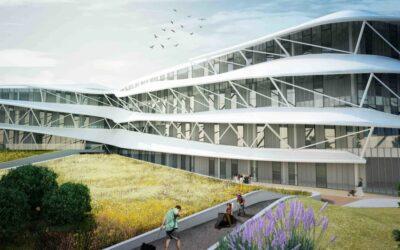 L'architettura come terapia: il nuovo impianto Stella Maris