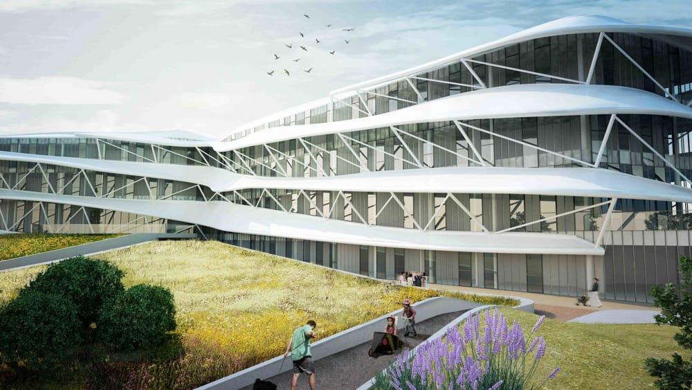 L'architettura come terapia. Ph. heliopolis21.it
