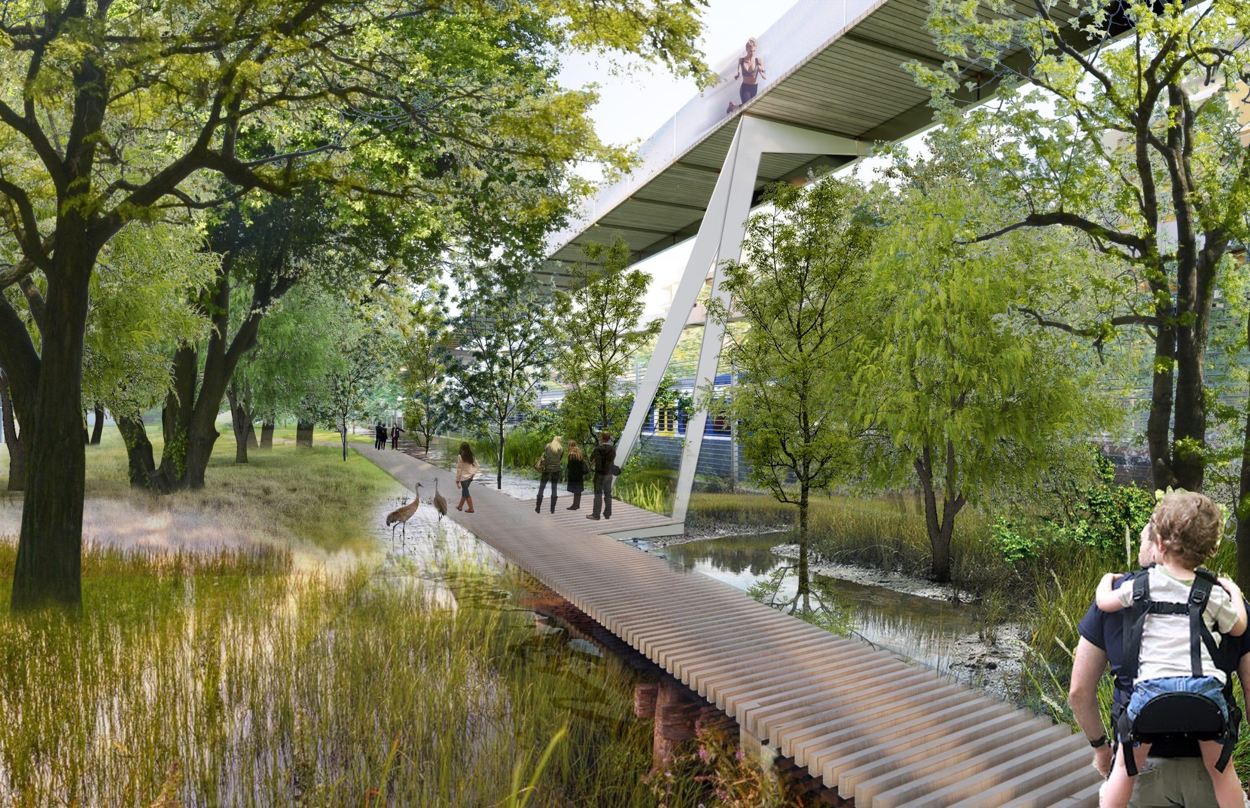 Parco Romana, la riqualificazione dello scalo di Porta Romana a Milano