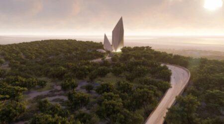 Ngaren, Daniel Libeskind progetta il Museum of Humankind