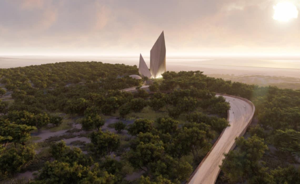 Ngaren: Daniel Libeskind progetta il Museum of Humankind in Kenya