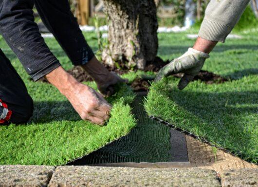 Prato sintetico per giardino: i nostri consigli