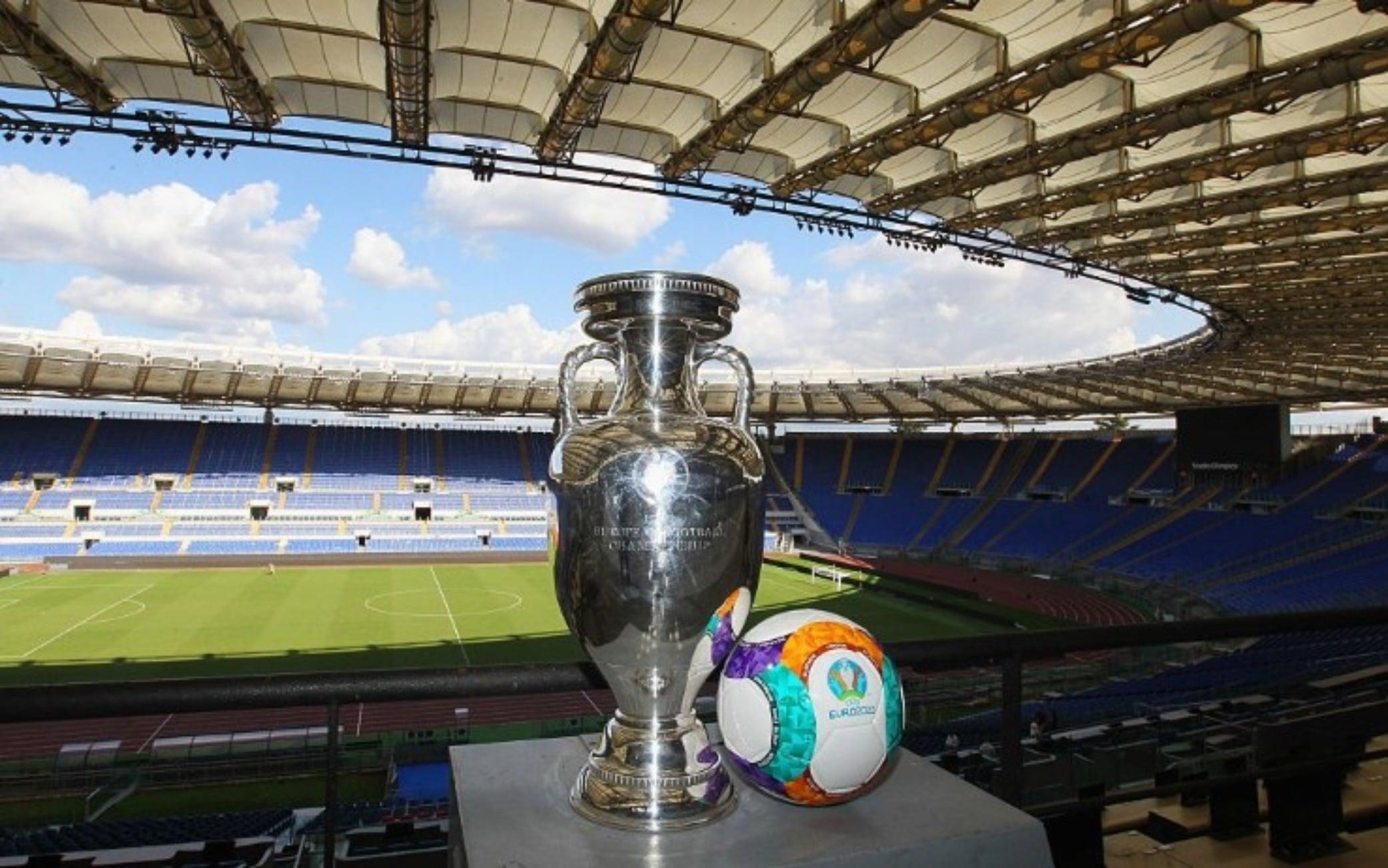 Euro2020, ecco gli stadi in cui si giocheranno gli europei di calcio 2021