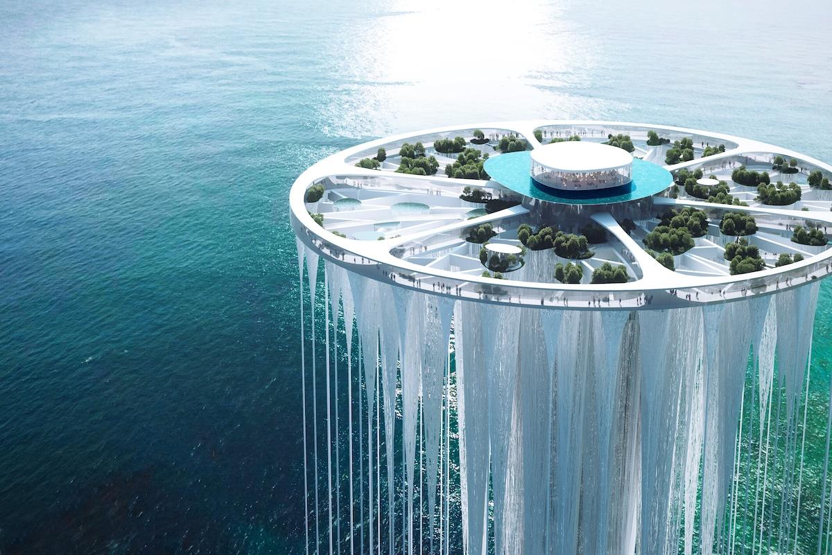 Ethereal Tower: la torre del futuro di Sou Fujimoto