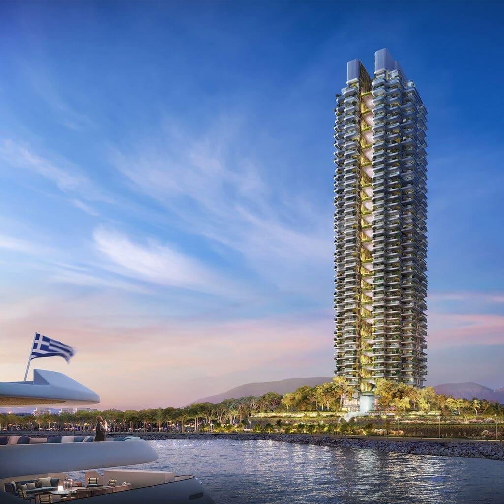 Il nuovo grattacielo di Foster, tra record e sostenibilità