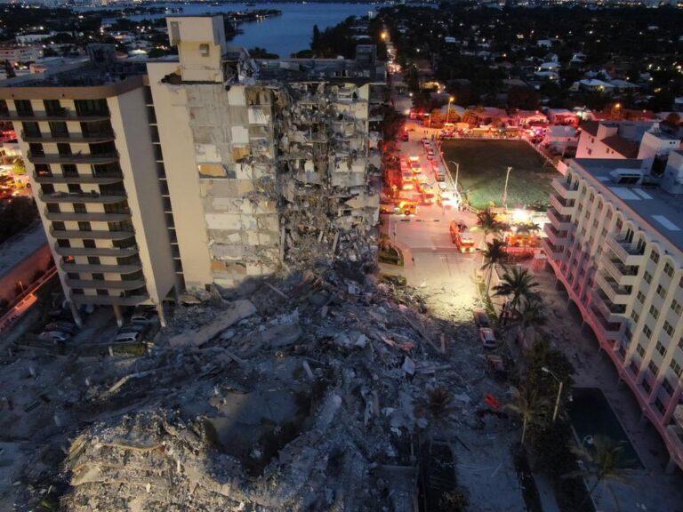 Crollo a Miami, tra difetti di costruzione e mancata manutenzione