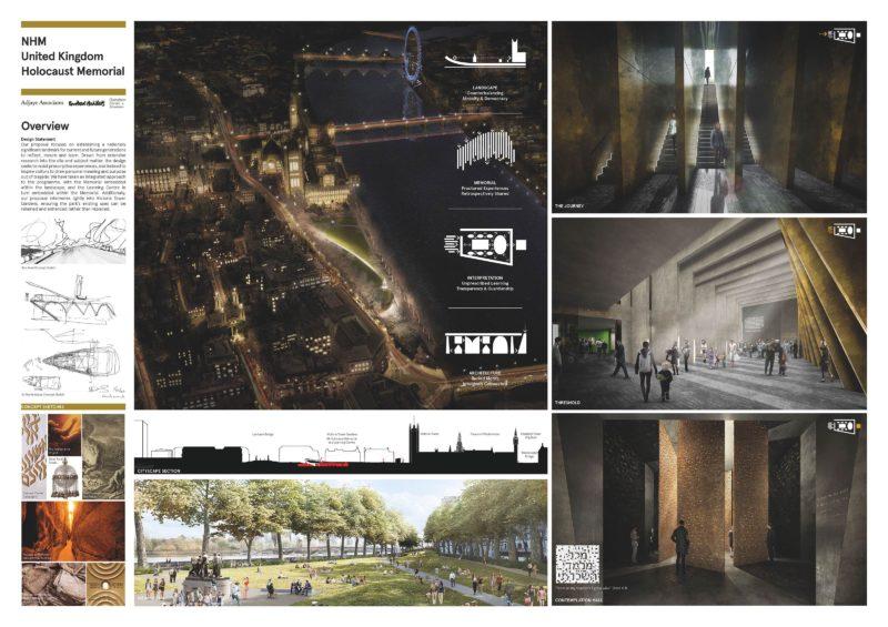 Via libera al primo Memoriale inglese dell'Olocausto