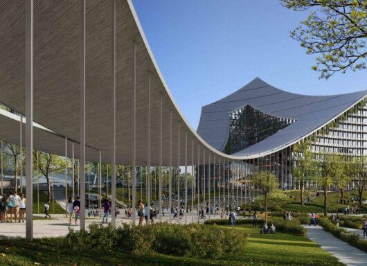 Partito il cantiere di City Wave, completamento del progetto CityLife a Milano