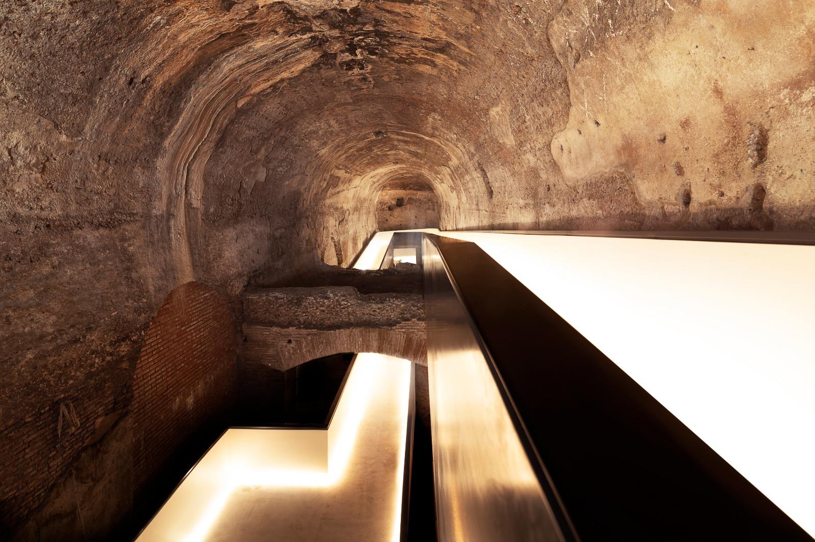 Domus Aurea la nuova opera di Stefano Boeri Ph. stefanoboeriarchitetti.net © Lorenzo Masotto