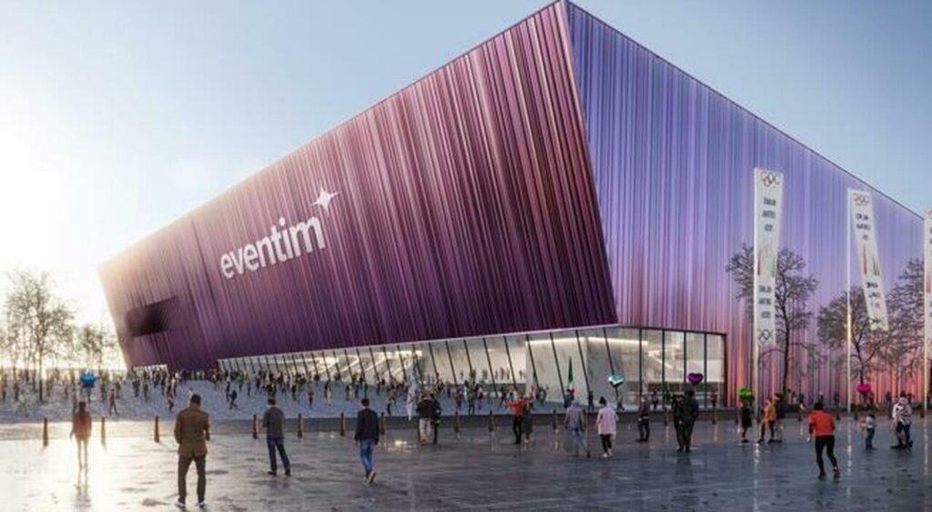 Milano-Cortina 2026, al via la costruzione del PalaItalia