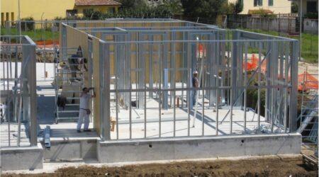 Scuola BFS di Napoli, esempio tecnologico e sostenibile con l'acciaio cold-formed