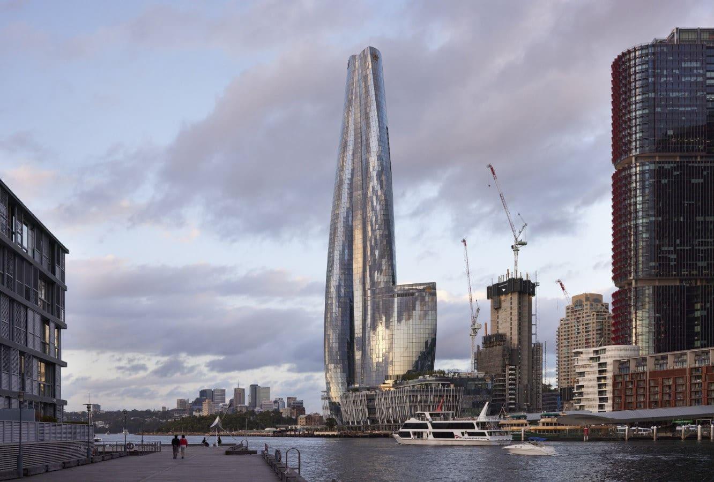 One Barangaroo nominato miglior grattacielo al mondo nel 2021