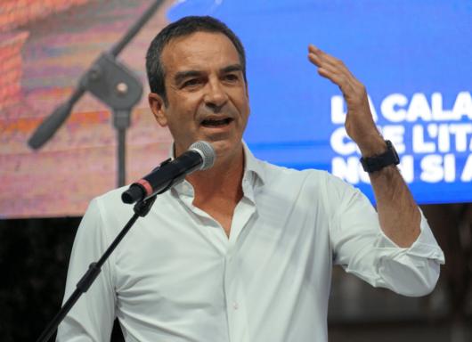Il Presidente Occhiuto parla del Ponte sullo stretto